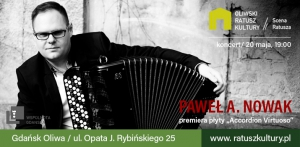 Paweł A. Nowak - Accordion Virtuoso
